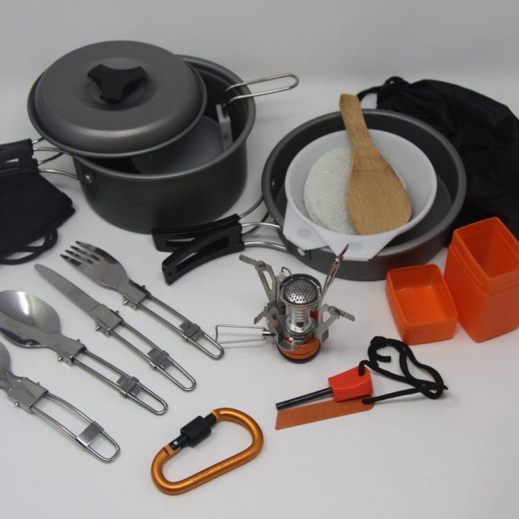 Cooking Kit - Contents